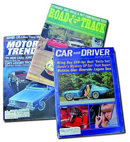 car-magazines