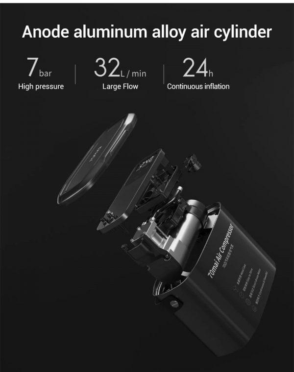 70mai Portable Air Compressor - 2