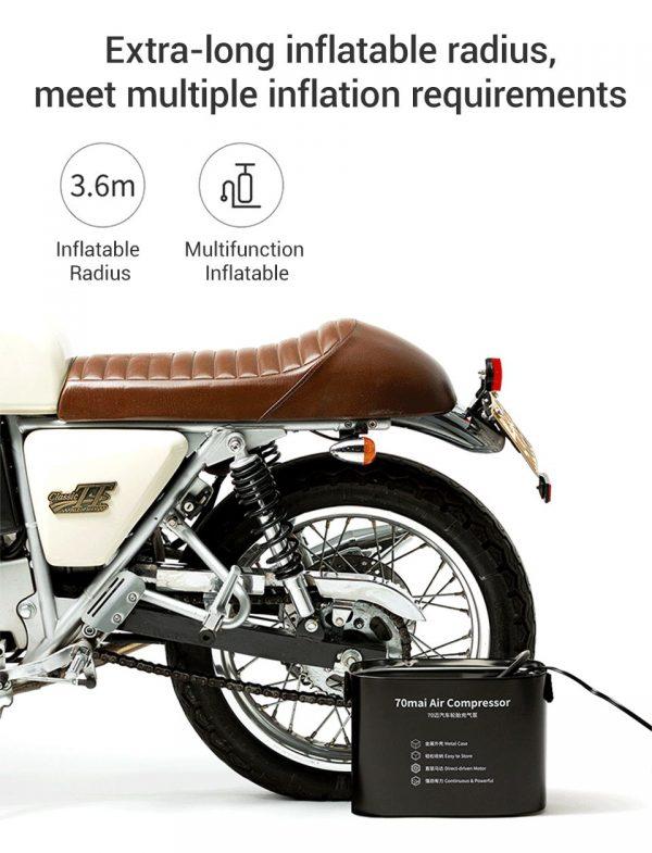 70mai Portable Air Compressor - 6