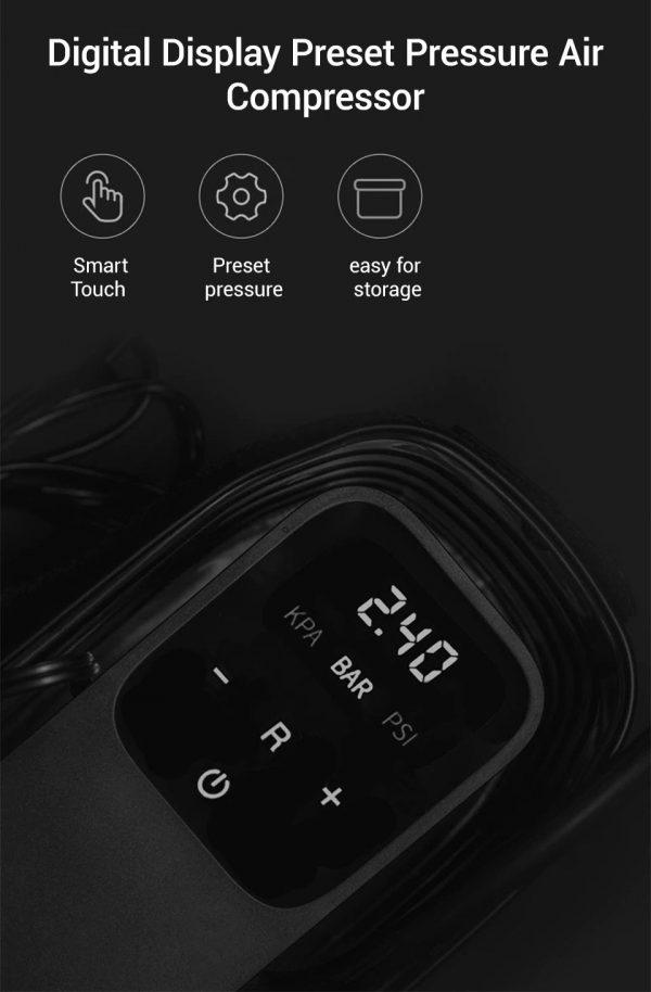 70mai Portable Air Compressor - 7