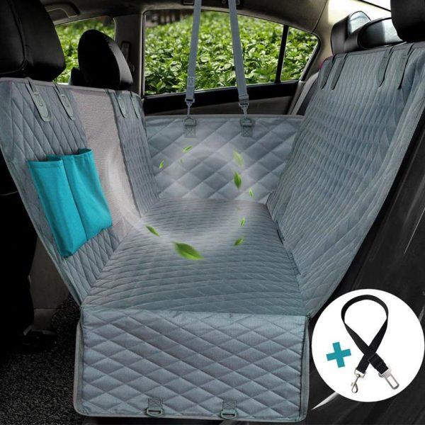 Prodigen Dog Car Seat Cover - 1