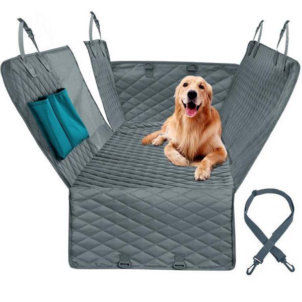 Prodigen Dog Car Seat Cover - 2