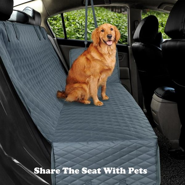Prodigen Dog Car Seat Cover - 4