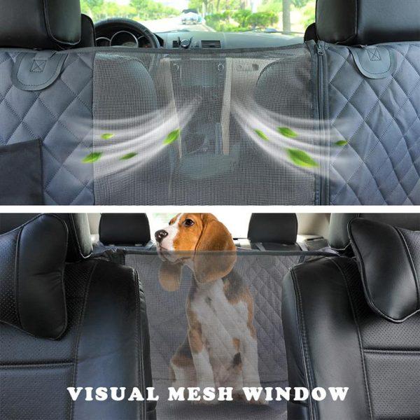 Prodigen Dog Car Seat Cover - 7