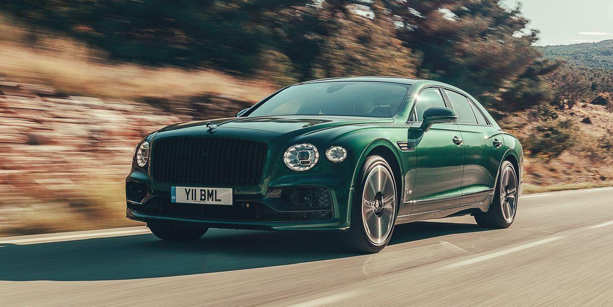 2020-Bentley Flying Spur