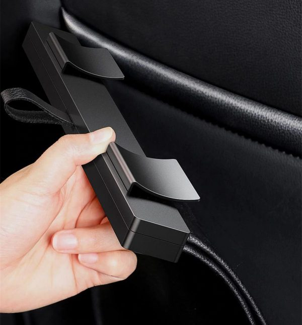 Baseus Backseat Car Garbage Bag - Hook