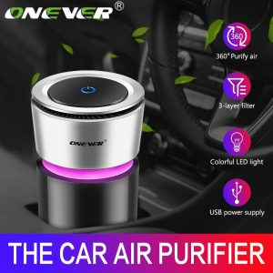 Onever Car Air Ionizer-1