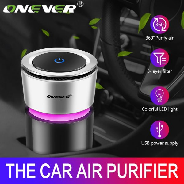 Onever Car Air Ionizer-1