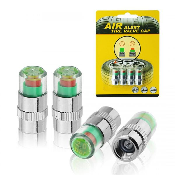 Tire Pressure Monitor Indicator Cap 1