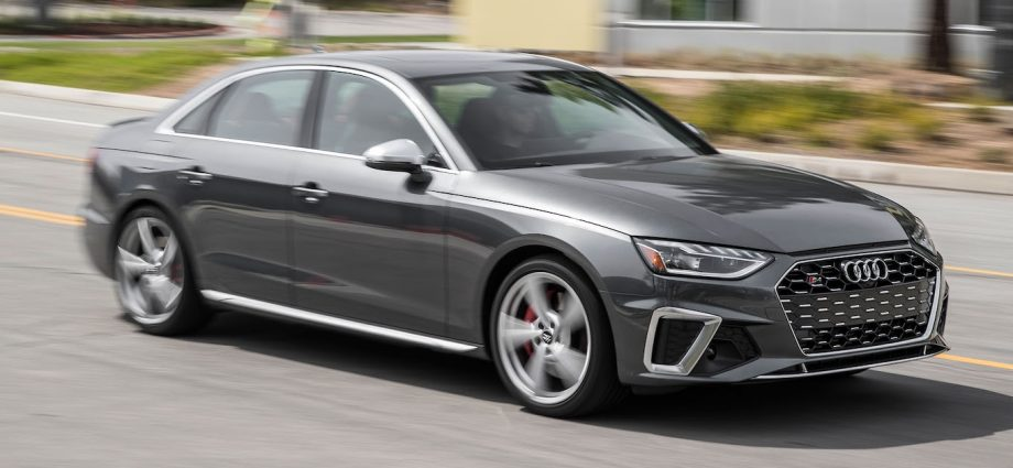 2020 Audi S4 First Test