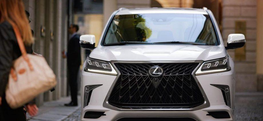 2020 Lexus LX 570