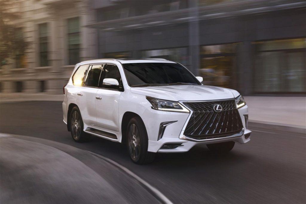 Lexus-LX