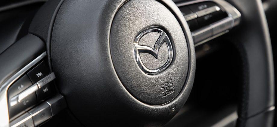 Mazda CX-3 vs. CX-30 vs. CX-5