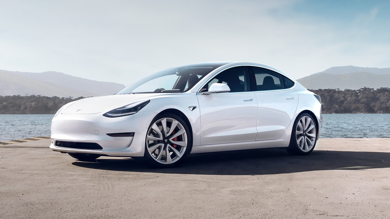 Tesla Model 3 Is Britain's Best-Selling Car, a First for ...