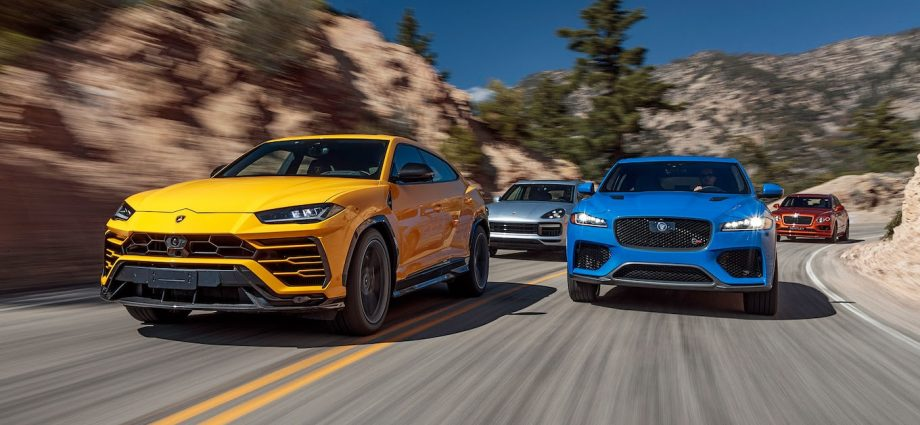 What Are The Best-Handling SUVs