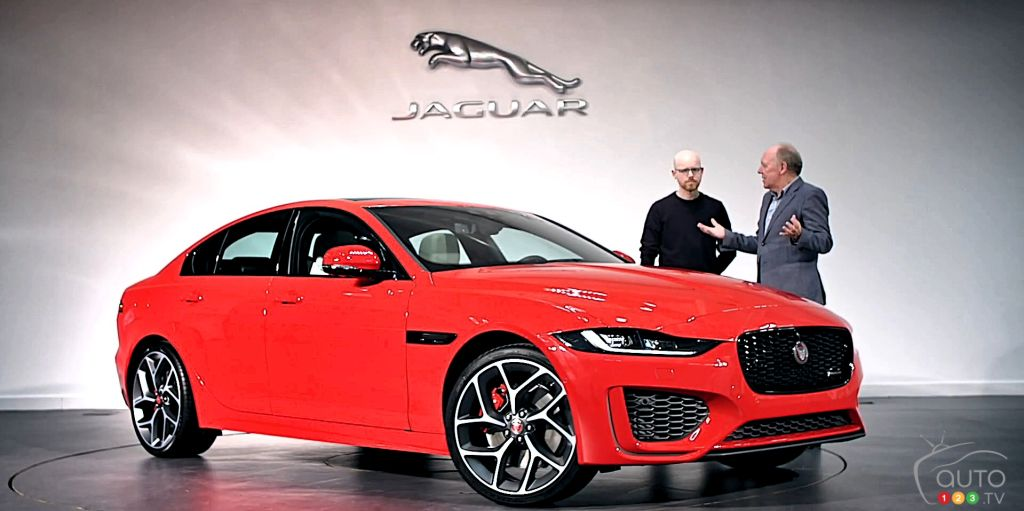 2020 Jaguar XE-release