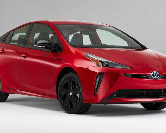 2021 Toyota Prius 2020 Edition