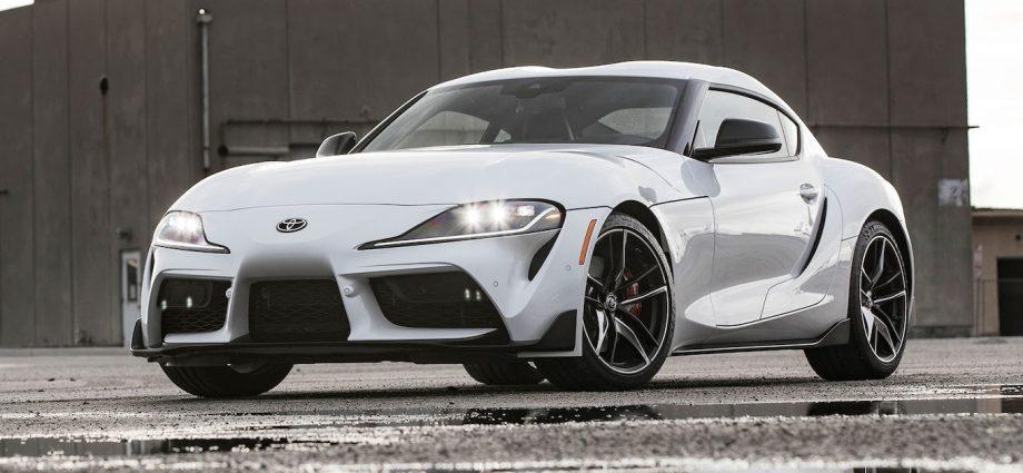 2021 toyota supra 30 first drive  fabulous auto club
