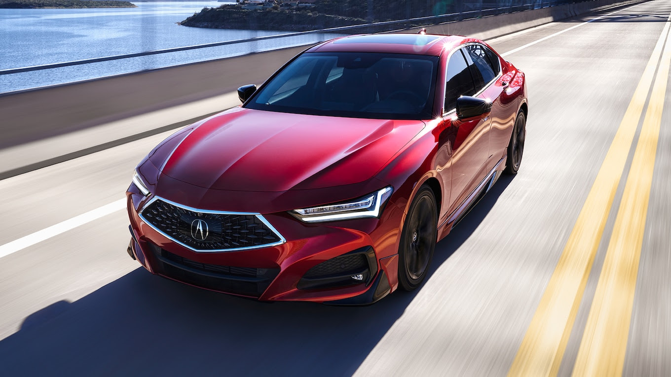 2021 Acura TLX First Look: Back to Its Roots - Fabulous ...