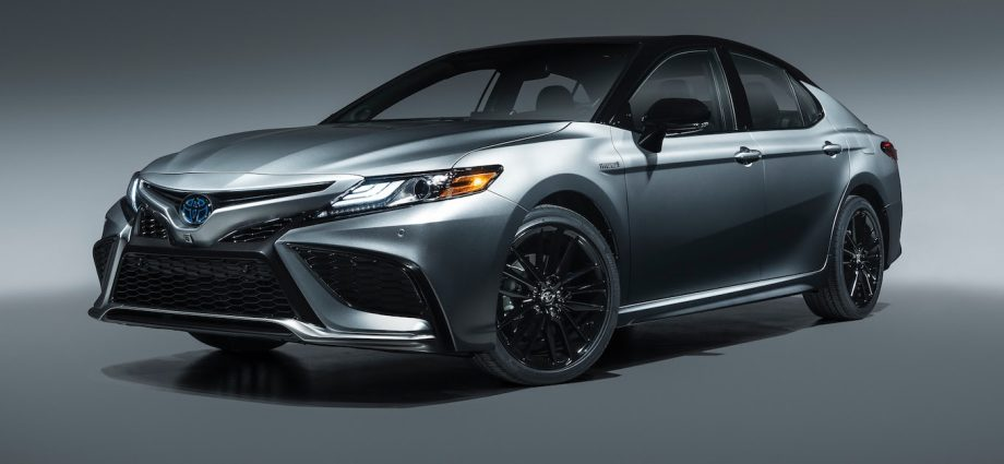2021 Toyota Camry First Look
