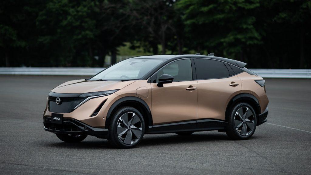 2022 Nissan Ariya EV SUV