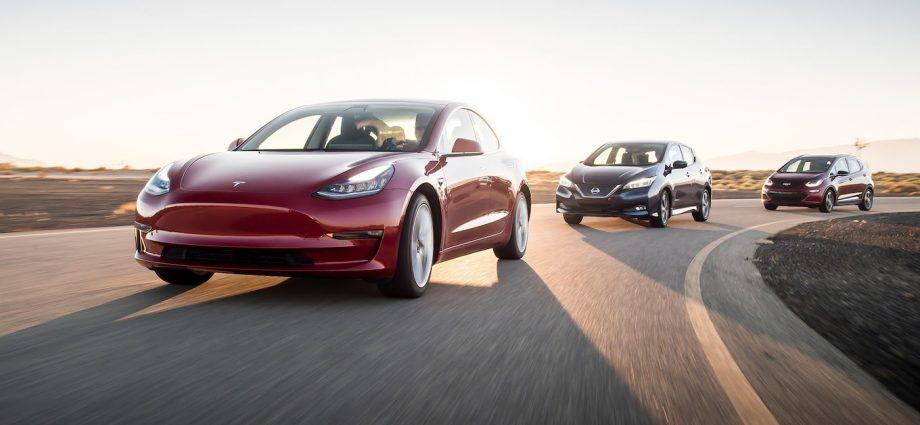 Best EVs in 2020 Under 50000