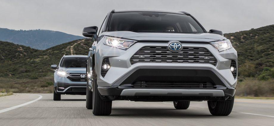 2020 Best Compact Hybrid SUVs