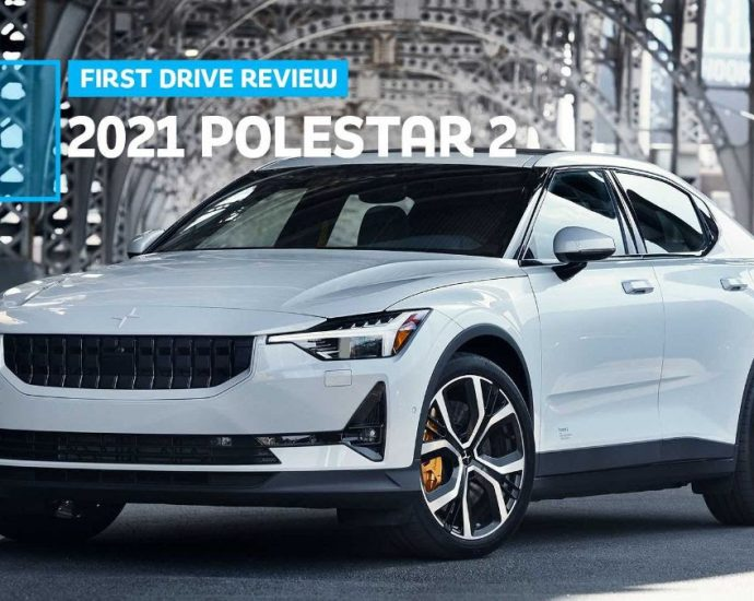 2021 Polestar 2