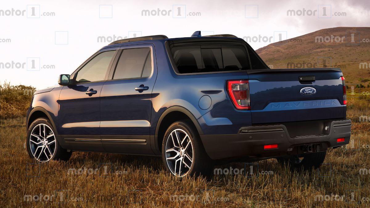 2022 Ford Maverick Pickup: Everything We Know - Fabulous ...