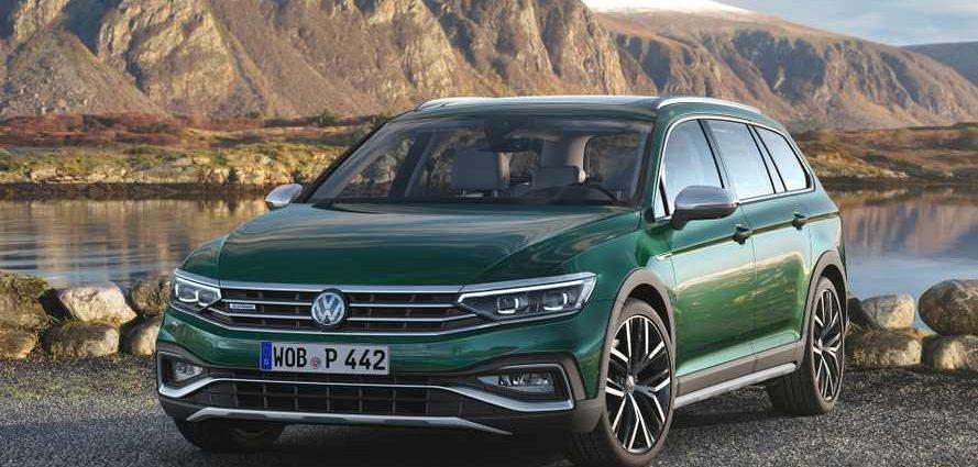 2023 VW Passat