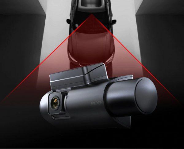 3 Camera Car Dash Camera - 4