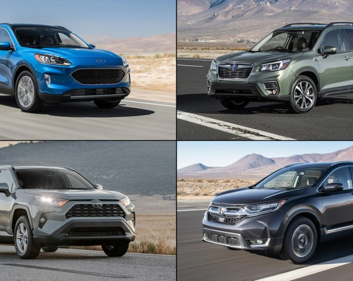 MotorTrend Rates The Best SUVs