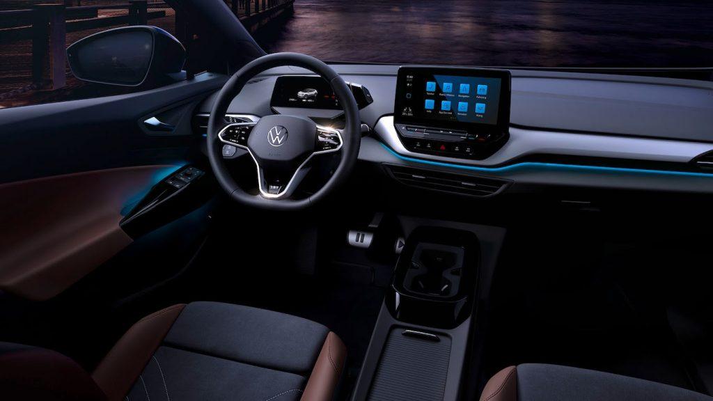 2022 Volkswagen ID4 EV