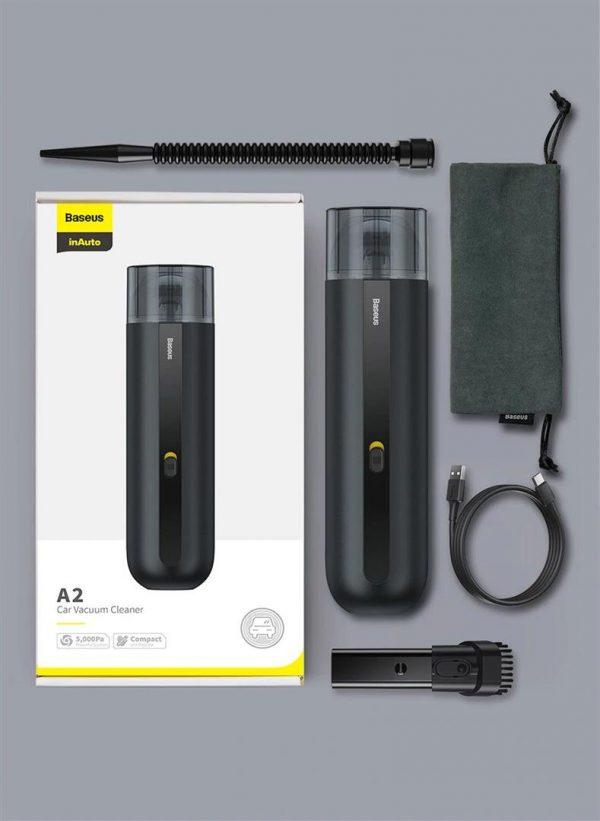 Portable Car Vacuum Cleaner - kit