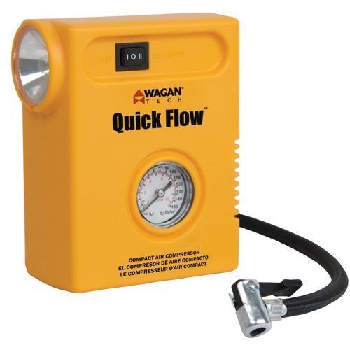 Wagan Tech Quick Flow Compact Air Compressor 1