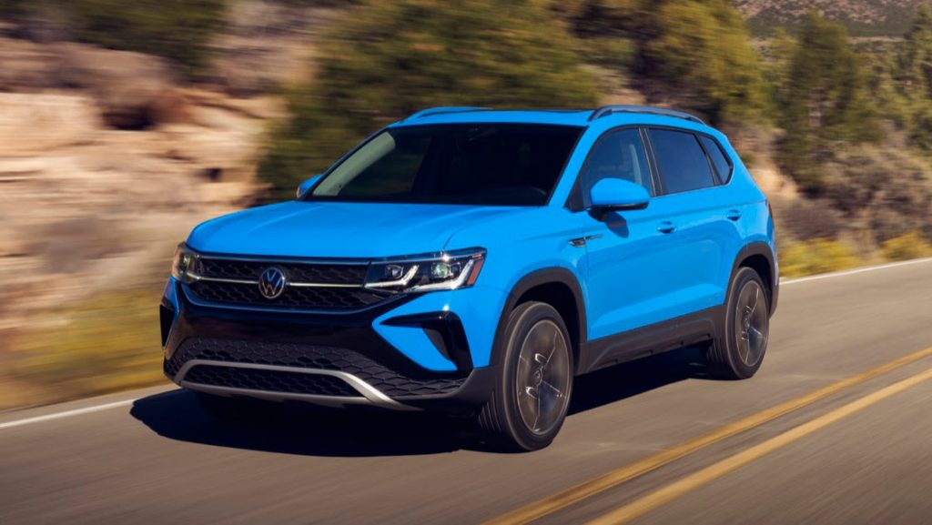 2022 Volkswagen Taos First Look