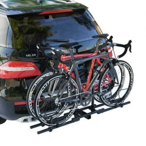 Heavy Duty 2 Bicycle Hitch Mount Carrier