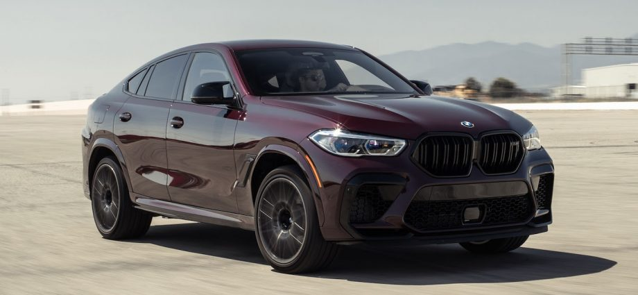 BMW X6 Pros and Cons Review