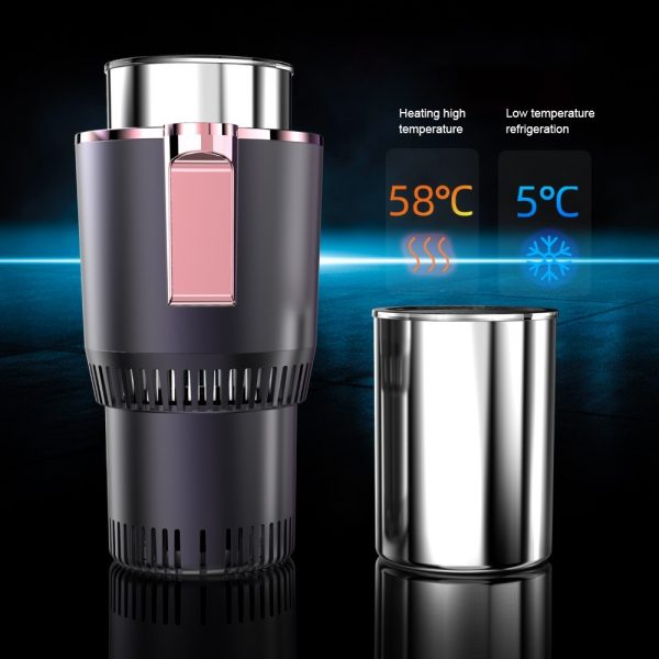 Intelligent Car Cup - Warmer and Cooler with Smart Digital Display 1