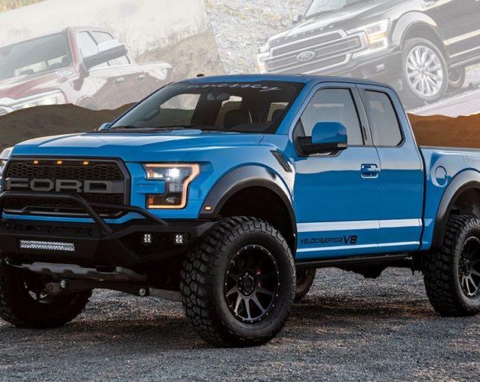 Fastest Pickup Trucks For 2020-2021