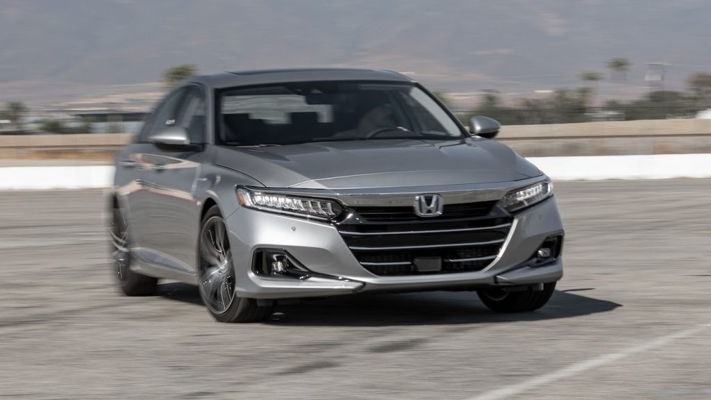 2021 Honda Accord Hybrid First Test