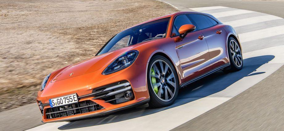 2021 Porsche Panamera Sport Turismo