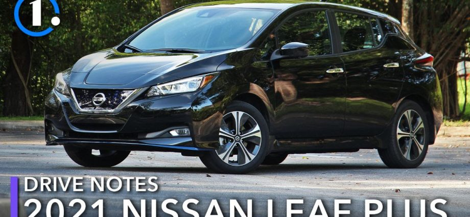 Nissan Leaf Plus Driving Notes