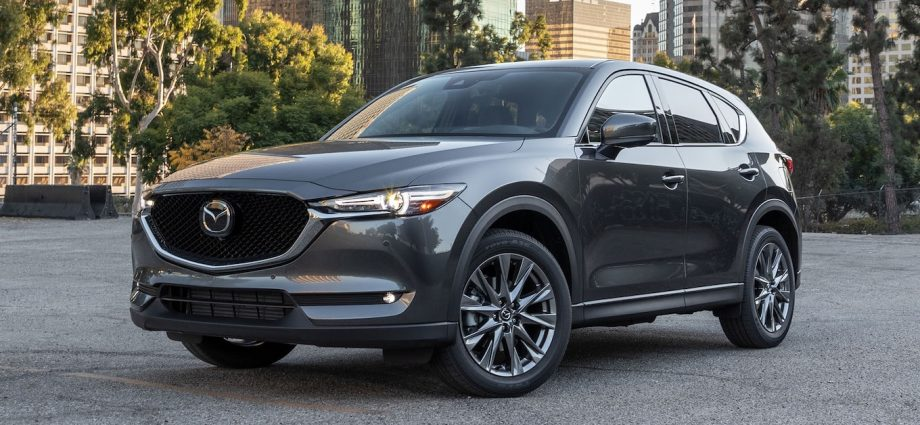 2021 Mazda CX-5 Turbo