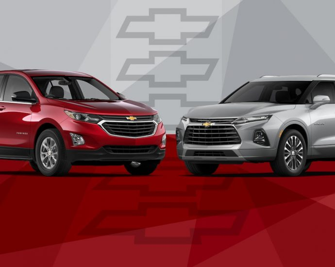 Chevrolet Equinox or Blazer
