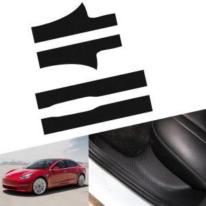 Protective Door Sill Strip For Tesla Model 3-0