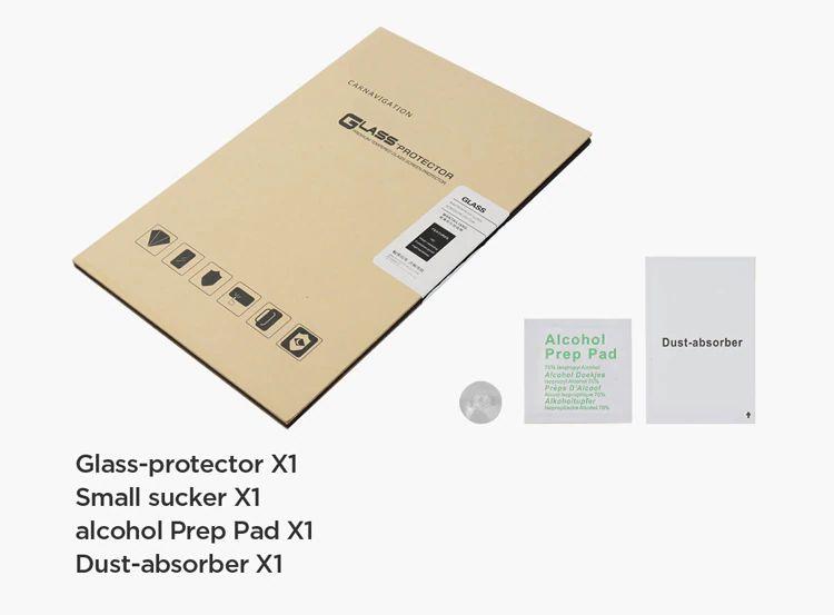 Screen Protector - Tesla Model 3 - Tesla Model Y - 15 inch - Contents