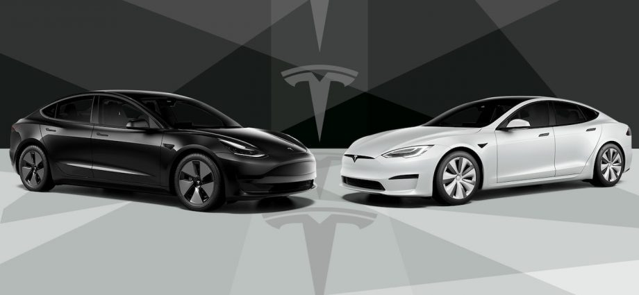 Tesla Model 3 or Model S