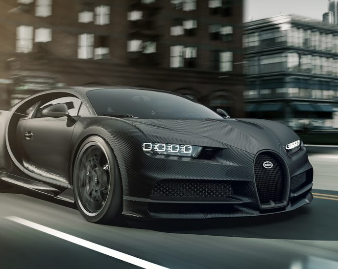 How Much Is a Bugatti? 1