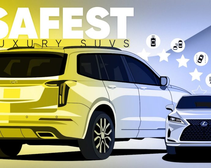 Safest Luxury SUVs for 2021
